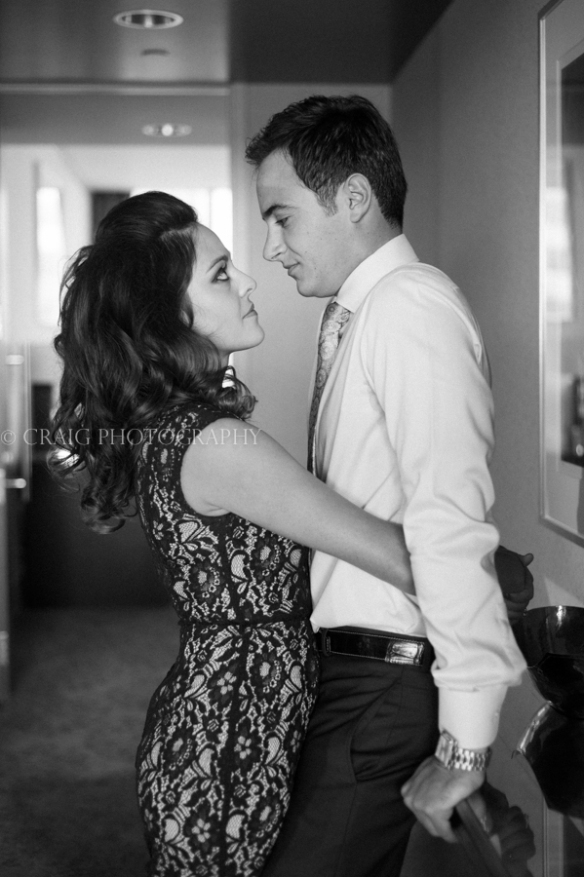 Sexy Engagement Photos | Fairmont Hotel Pittsburgh-0010