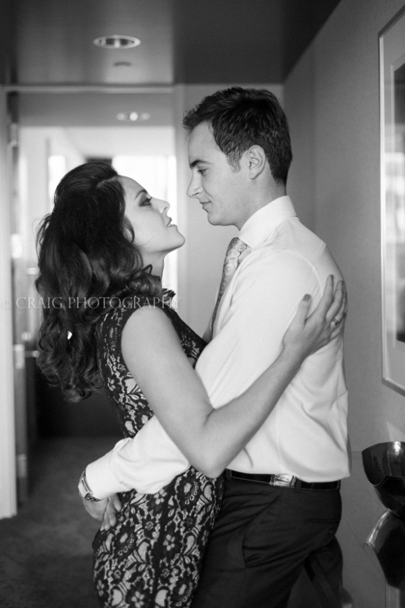Sexy Engagement Photos | Fairmont Hotel Pittsburgh-0011