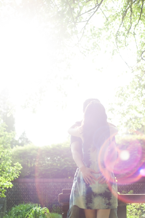 Pittsburgh Mellon Park Engagement Session-0008