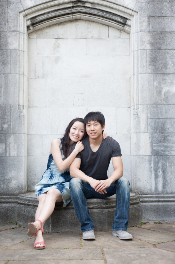 Pittsburgh Mellon Park Engagement Session-0014
