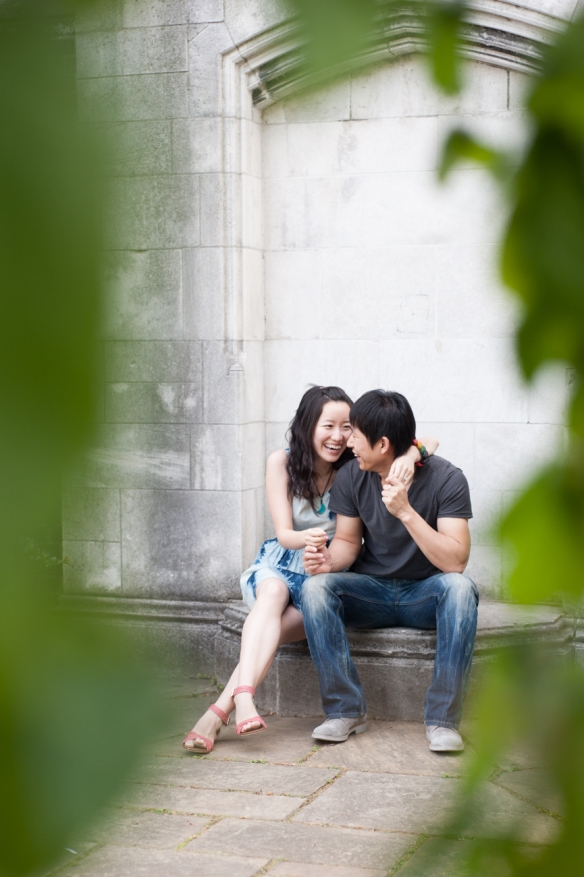 Pittsburgh Mellon Park Engagement Session-0016