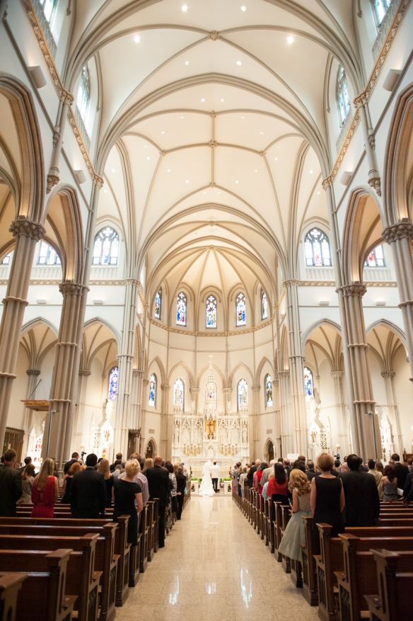 St Paul Cathedral Weddings | Pittsburgh-0005