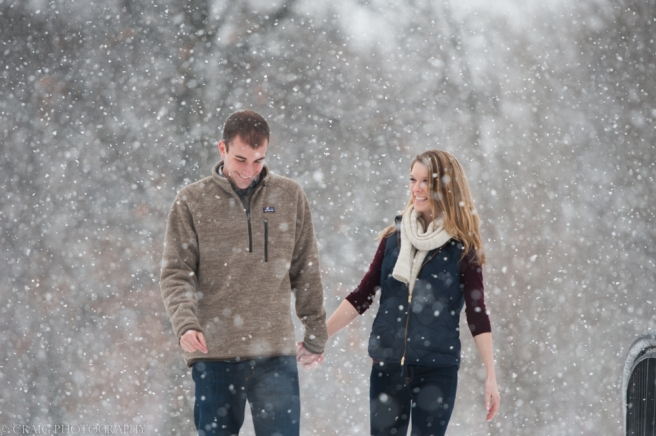 Pittsburgh Winter Engagement Session-0004