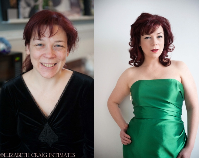 40 and Fabulous Before & After Boudoir Photography-8