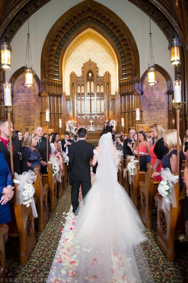 Calvary United Methodist Weddings | LeMont Wedding Receptions-0032