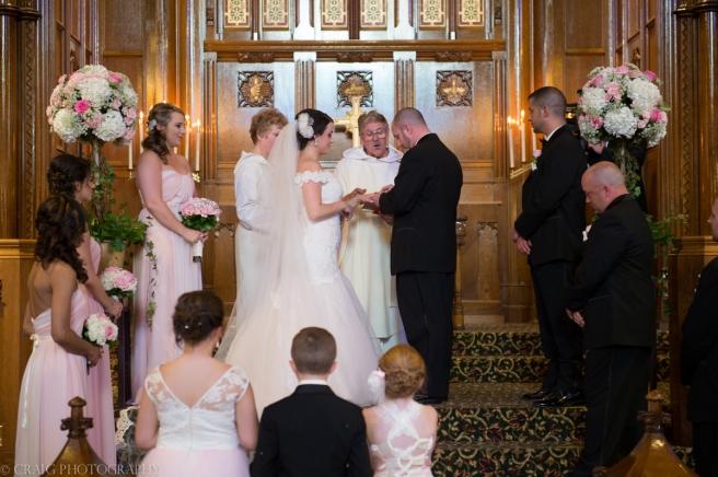 Calvary United Methodist Weddings | LeMont Wedding Receptions-0034