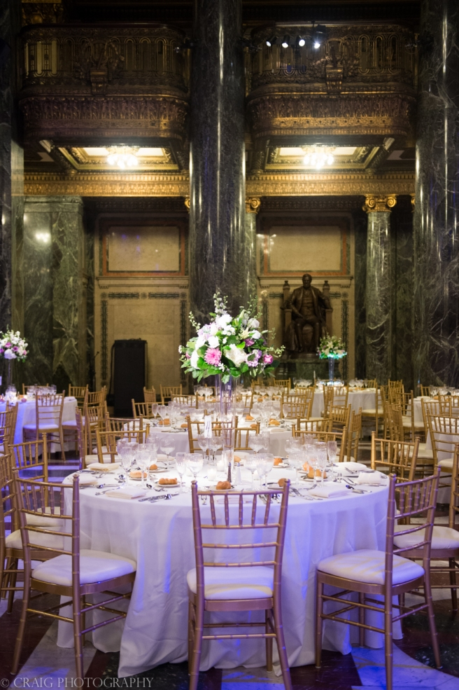 Carnegie Museum Wedding and Receptions -0022