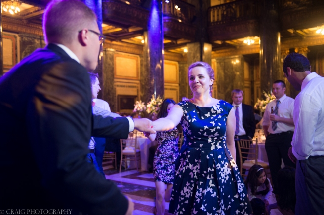 Carnegie Museum Wedding and Receptions -0056