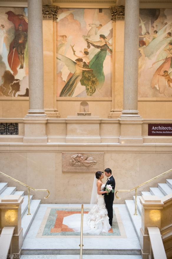 Carnegie Museum of Art Weddings and Receptions-0039