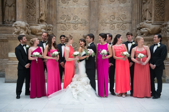 Carnegie Museum of Art Weddings and Receptions-0043