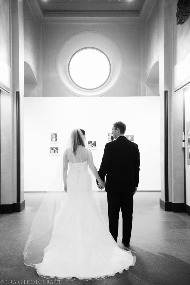 Carnegie Museum Hall of Sculptures Wedding Photos-0001