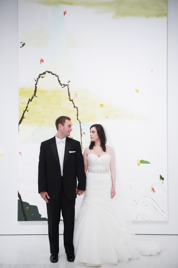 Carnegie Museum Hall of Sculptures Wedding Photos-0002