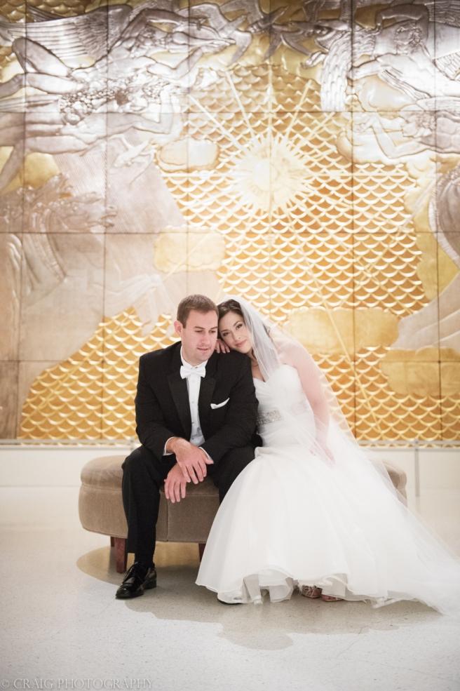 Carnegie Museum Hall of Sculptures Wedding Photos-0004