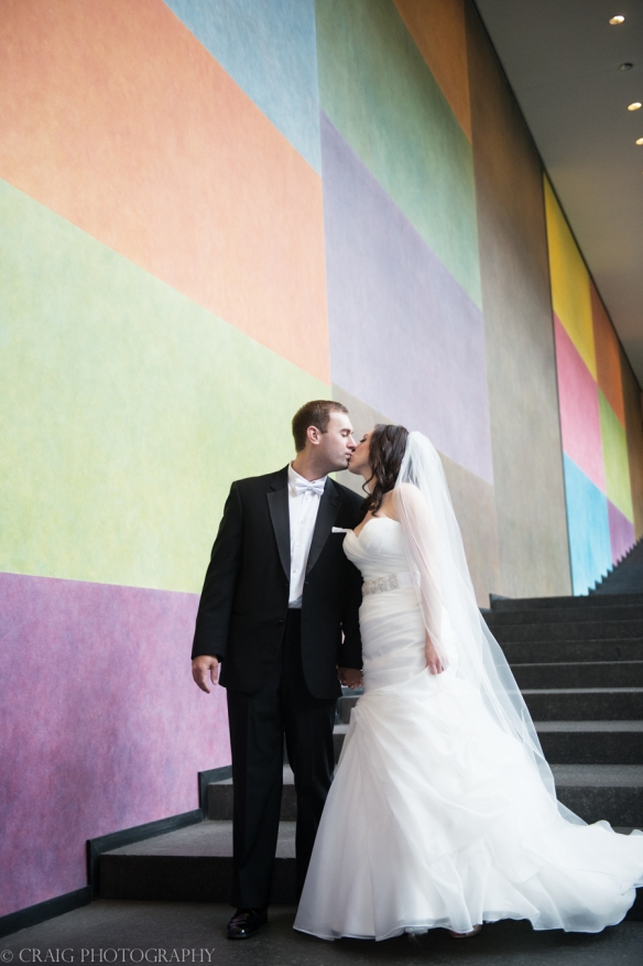 Carnegie Museum Hall of Sculptures Wedding Photos-0010