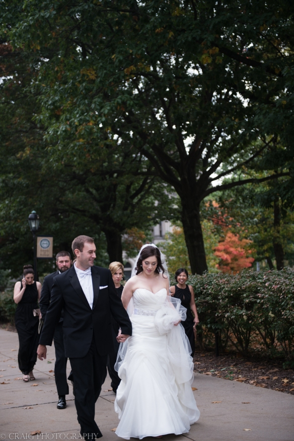 Carnegie Museum Hall of Sculptures Wedding Photos-0016