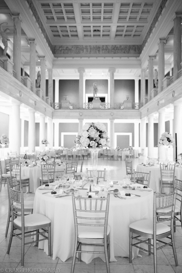Carnegie Museum Hall of Sculptures Wedding Receptions-0001