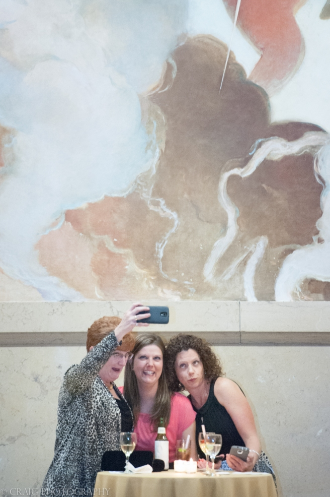 Carnegie Museum Hall of Sculptures Wedding Receptions-0014