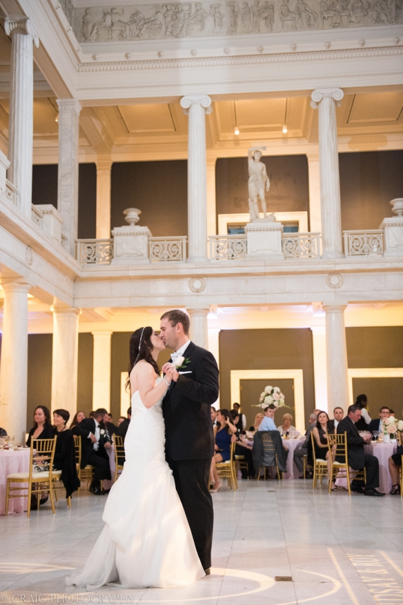 Carnegie Museum Hall of Sculptures Wedding Receptions-0021