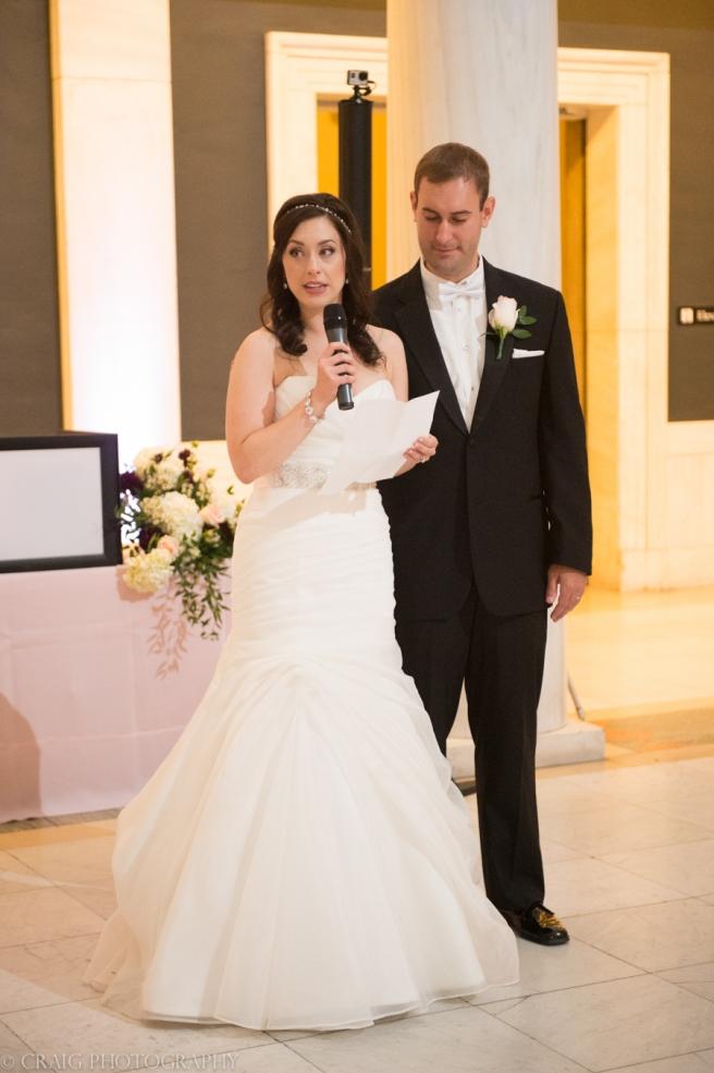 Carnegie Museum Hall of Sculptures Wedding Receptions-0026