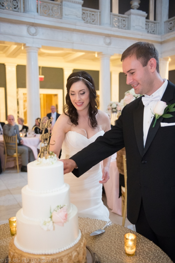 Carnegie Museum Hall of Sculptures Wedding Receptions-0028