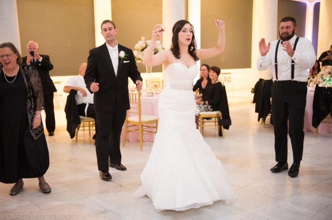 Carnegie Museum Hall of Sculptures Wedding Receptions-0047