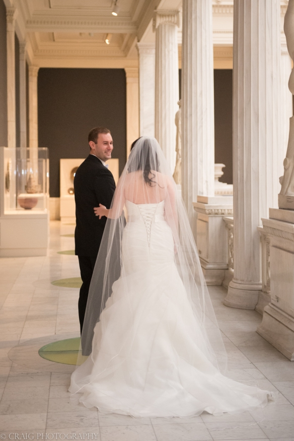 Carnegie Museum Hall of Sculptures Weddings-0036