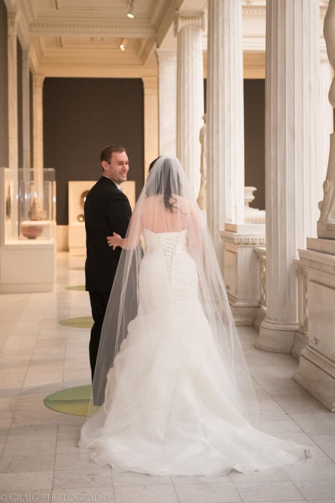 Carnegie Museum Hall of Sculptures Weddings-0036