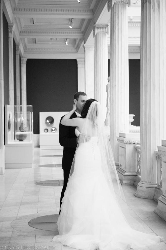 Carnegie Museum Hall of Sculptures Weddings-0037