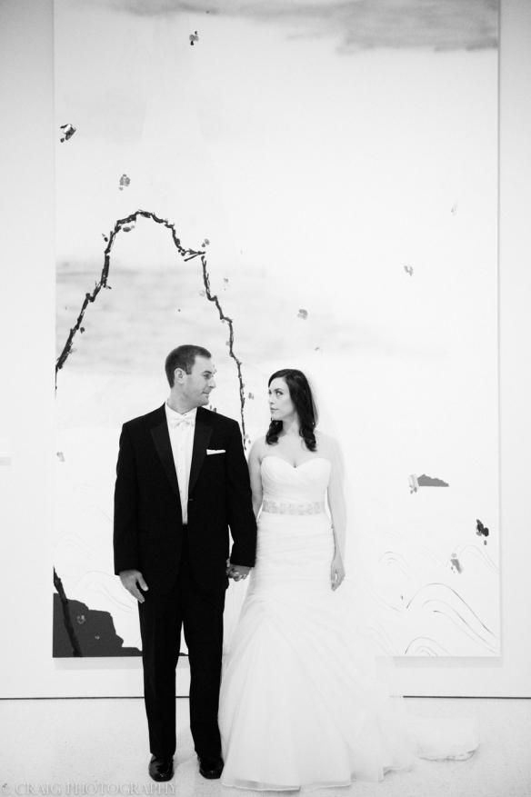 Carnegie Museum Wedding Photos-1