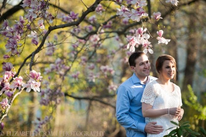 Pittsburgh Mellon Park Engagement Photos-13
