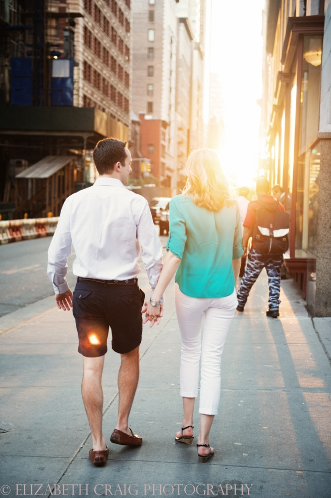 New York City Engagement Session-0003