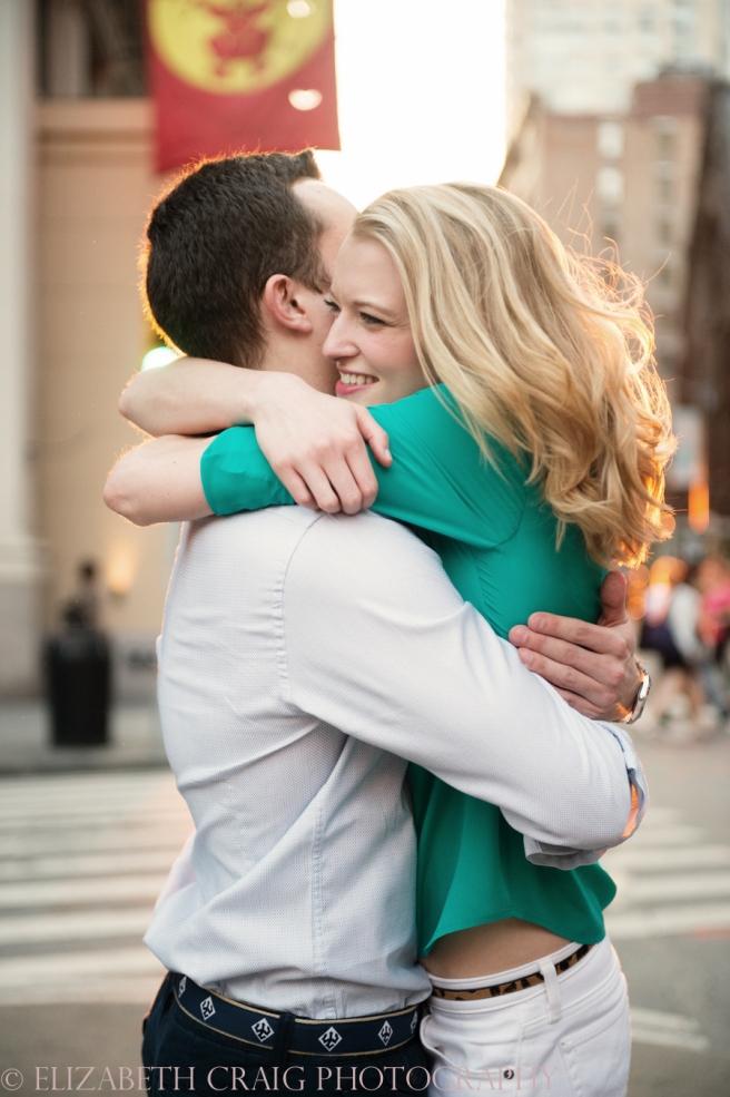 New York City Engagement Session-0010