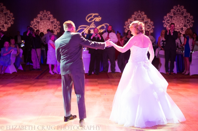 Wyndham Grand Pittsburgh Wedding and Reception Photos -0012