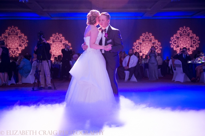 Wyndham Grand Pittsburgh Wedding and Reception Photos -0013
