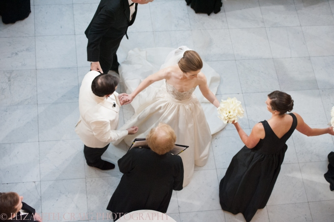 Carnegie Museum Hall of Sculpture Weddings-14