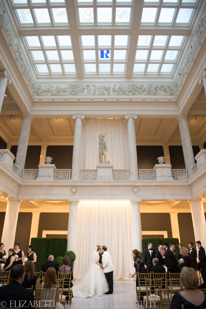 Carnegie Museum Hall of Sculpture Weddings-16