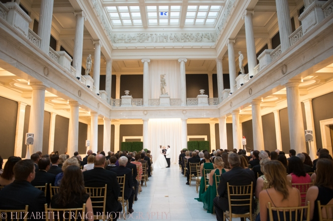 Carnegie Museum Hall of Sculpture Weddings-17