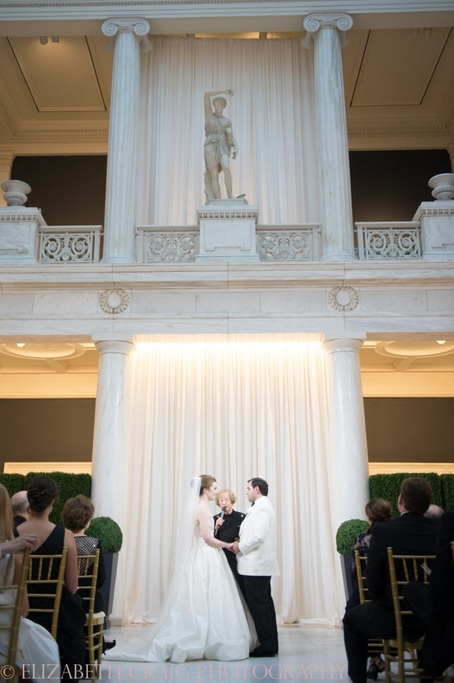 Carnegie Museum Hall of Sculpture Weddings-27