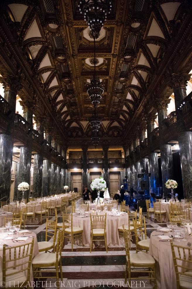 Carnegie Museum Music Hall Foyer Wedding Receptions-0082