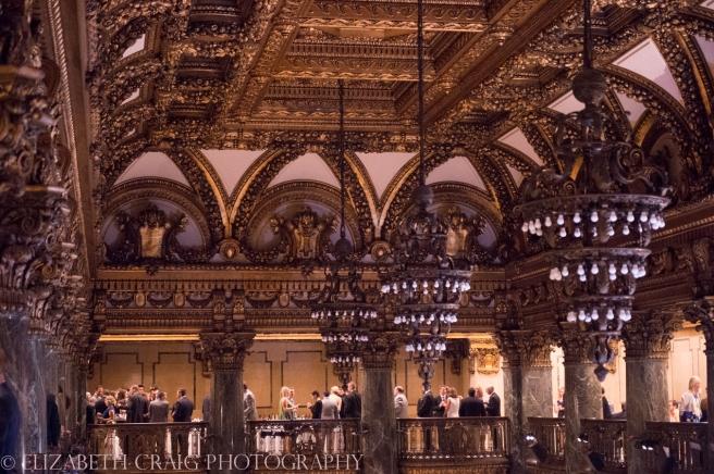 Carnegie Museum Music Hall Foyer Wedding Receptions-0089