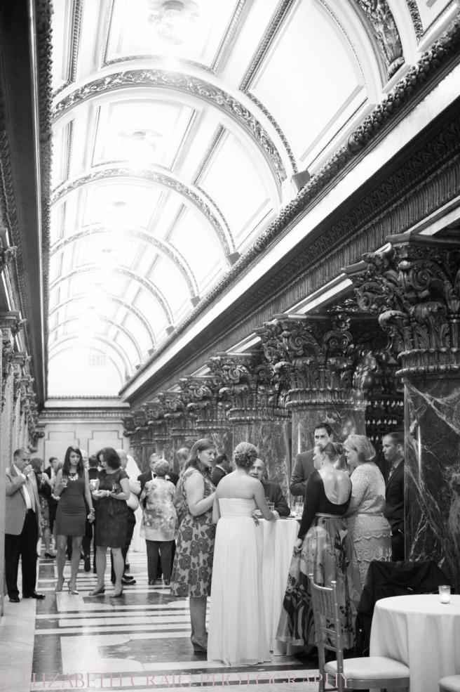 Carnegie Museum Music Hall Foyer Wedding Receptions-0090