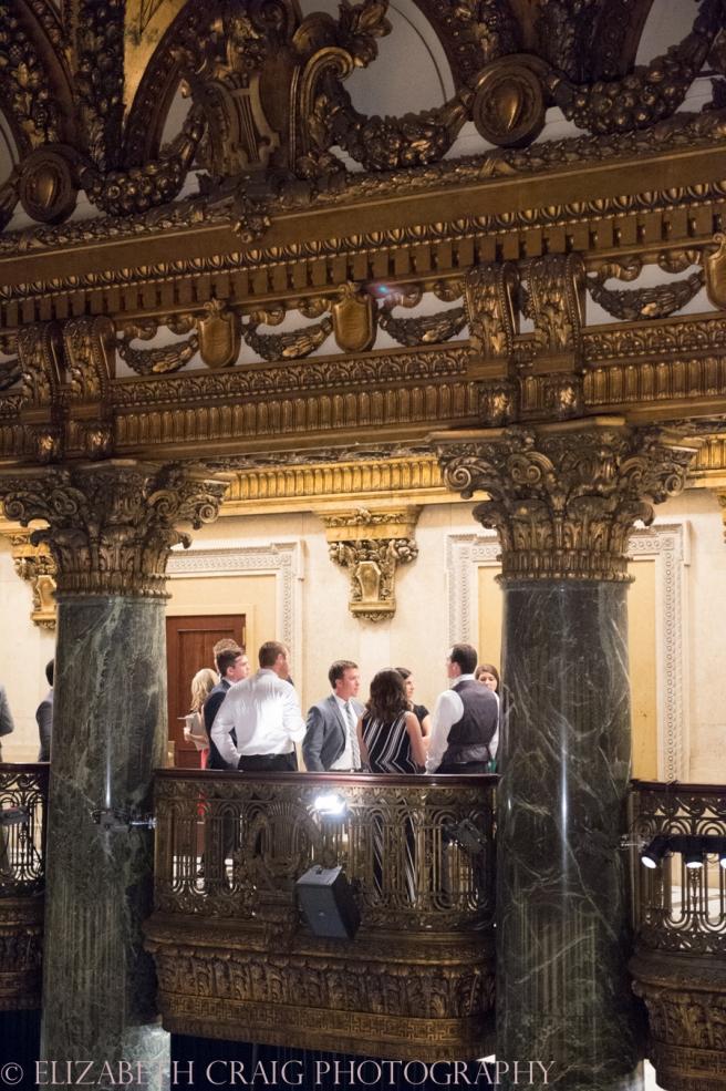 Carnegie Museum Music Hall Foyer Wedding Receptions-0091
