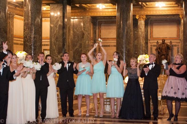 Carnegie Museum Music Hall Foyer Wedding Receptions-0094
