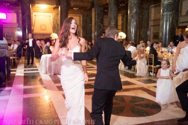 Carnegie Museum Music Hall Foyer Wedding Receptions-0131