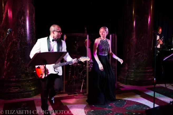 Carnegie Museum Music Hall Foyer Wedding Receptions-0143