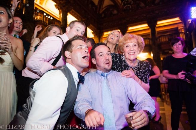 Carnegie Museum Music Hall Foyer Wedding Receptions-0151