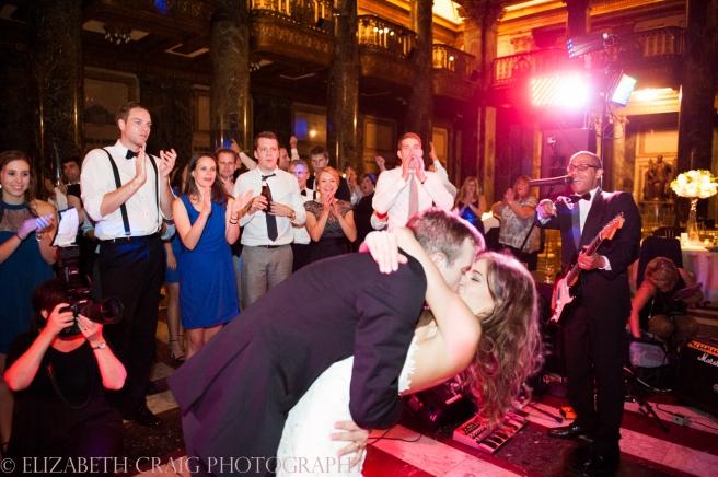 Carnegie Museum Music Hall Foyer Wedding Receptions-0167