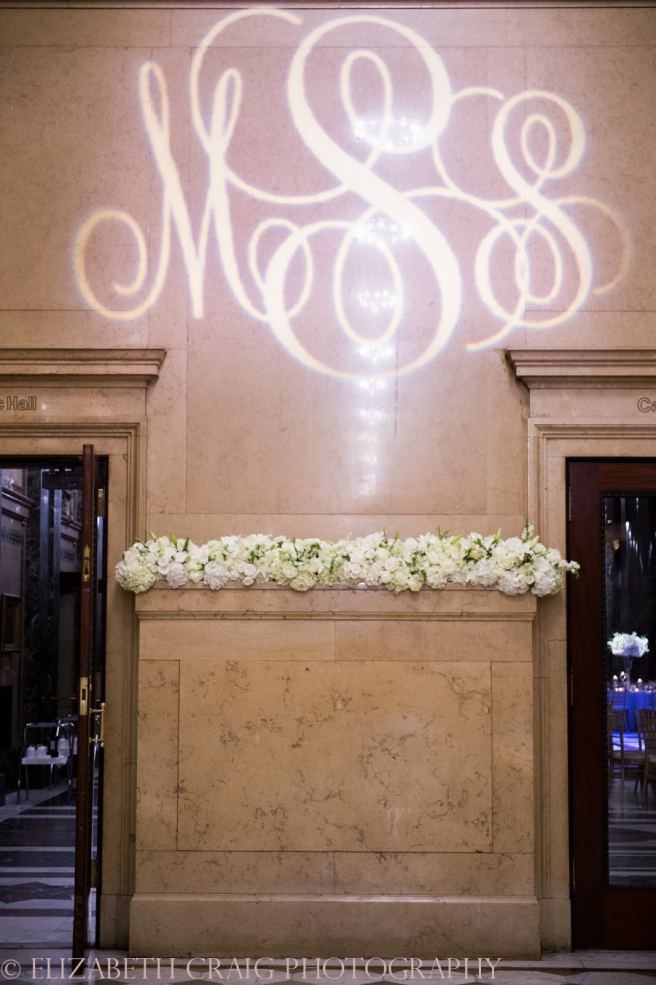 Carnegie Museum Music Hall Foyer Wedding Receptions-6