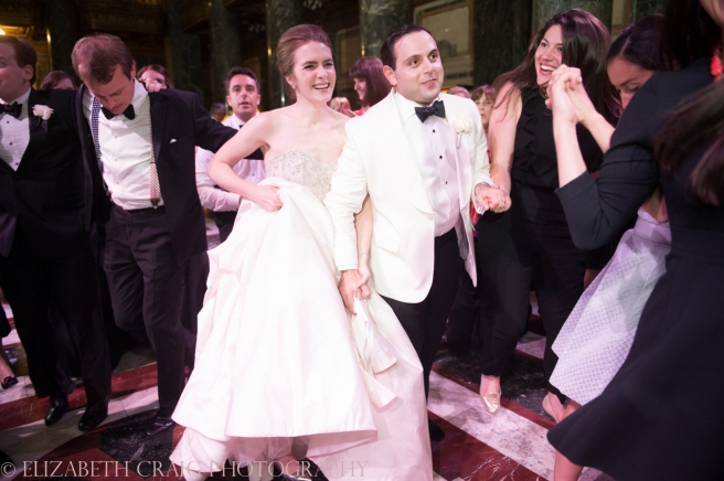 Carnegie Museum Music Hall Foyer Wedding Receptions-60