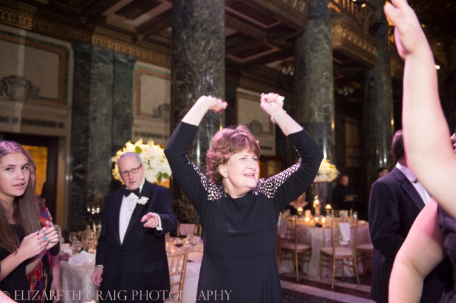 Carnegie Museum Music Hall Foyer Wedding Receptions-79